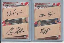 2013-14 ITG Enforcers II Duel Autograph: Stu Grimson v Chris Nilan, DA-SGCN [sp]