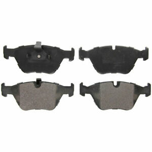 Disc Brake Pad-QuickStop Front WAGNER ZX947 fits 01-03 BMW 525i