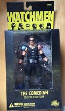 MIB! DC DIRECT SERIES 2 THE WATCHMEN THE COMEDIAN COLLECTOR ACTION FIGURE
