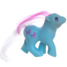 My little Pony first tooth Baby Fifi mit Zahn Pudel blau Mein kleines Pony G1