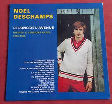 NOEL DESCHAMPS  LP ORIG FR LONG DE L'AVENUE INEDITS  VERSIONS RARES 1965 / 1985
