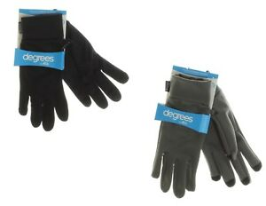 Degrees by 180s Women's Hail Touchscreen Texting Gloves - Size XL - Select color