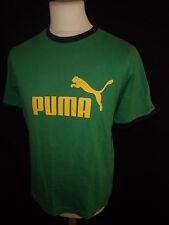 T-shirt Puma Vert Taille M à - 56%