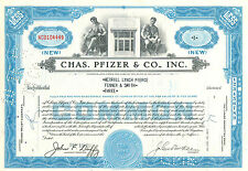 Chas. Pfizer & Co. Inc. 1958