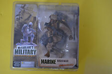 McFarlane's Military Second Tour of Duty Marine Radioman African American Figure