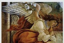 Ansichtskarte Postkarte Motiv Engel Sandro Botticelli Angel Angelo  Nr. 53