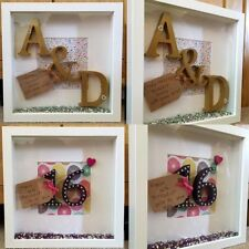 Arts & Crafts/Mission Style 3D Box/Deep Picture Frames