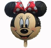 "Large 18""Mickey Mouse Minnie Mouse Foil Balloons For Parties Birthday Kids party"