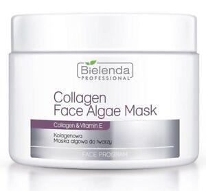 Bielenda Professional Lifting & Hydrating Collagen Face Algae Mask 190g