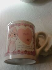 Precious Moments Mom Coffee Tea Cup/Mug