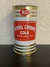 Royal Crown Cola Soda Can
