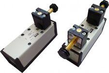 B16-00642 - ISOMAX válvulas de solenoide operado ISO 1 & 2-DX1 S. Sol Primavera Wo Bobina