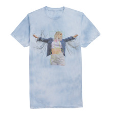 NEW Limited TAYLOR SWIFT Tie Dye Shirt with Photo Size S Lover Album