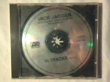 MICK JAGGER Wandering spirit: the interview cd PR0M0 ROLLING STONES 1st PRESS!!!