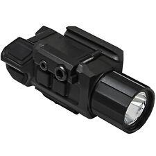 NcSTAR VISM GEN3 Weaver Pistol Green Laser 200 Lumen Flashlight Light w/ Strobe
