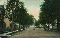 DOVER NJ – Hudson Street - 1910