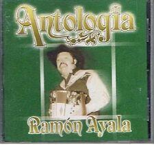 Antologia by Ram¢n Ayala (CD, Oct-2001, Lideres)