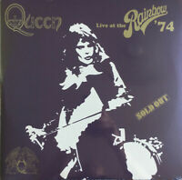 2 Lp 33 Queen Live At The Rainbow '74 The Vinyl Collection De Agostini 2018