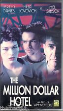 The Million Dollar Hotel (1999) VHS Medusa  - NEW cellofanata