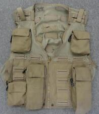 SNAP TRACK SURVIVAL / TACTICAL VEST WITH SOME GEAR - SURVIVAL INC. MFG #EQ486
