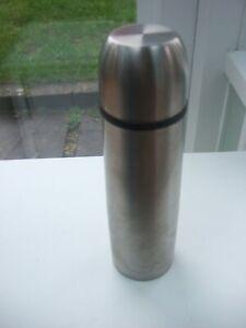 Vacuum Flask Stainless Steel-Shock Resistant  500ml  Unused
