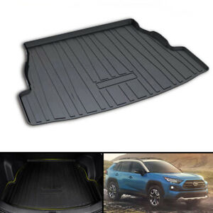 for 2019-2021 Toyota RAV4 Trunk Mats Cargo Liner All Weather Trunk Floor Mat