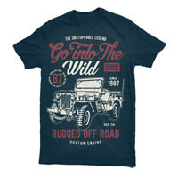 WILLYS JEEP T-SHIRT /'The American Legend/' MA Model MB M38 M38A1  US Military
