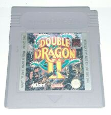 DOUBLE DRAGON II 2 Nintendo - Game Boy Color Advance Gioco Bambini