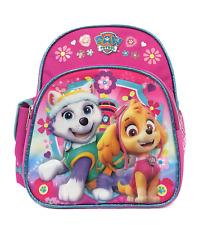 """Paw Patrol Skye Girls Pink School Book Bag 10"""" Backpack"""