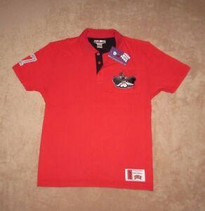 UNLV Rebels Men's 2XL GOLF Polo Shirt Embroidered LAS VEGAS NWT