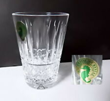 Waterford Crystal MAEVE / TRAMORE 5 oz. Juice Tumbler(s), New w/Ireland Stickers