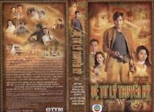 VE TU LY TRUYEN KY -  PHIM BO HONGKONG - 6 DVD
