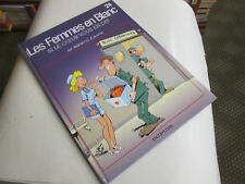 LES FEMMES EN BLANC 24 ... EO ...BERCOVICI/CAUVIN ...DUPUIS