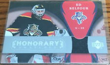 2007-08 Upper Deck Trilogy Honorary Swatches Ed Belfour HS-EB Florida Panthers