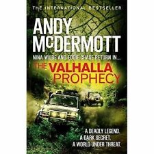 The Valhalla Prophecy-ExLibrary