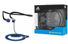 Nuevo Adidas Sennheiser PMX 685i Sports Banda Para El Cuello Auriculares + Micrófono Remoto Inteligente Reino Unido