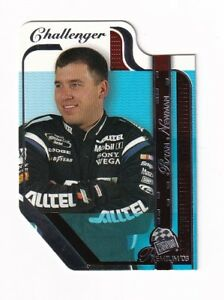 2003 Premium RED REFLECTOR DIE-CUT #P65 Ryan Newman BV$20! SWEET! ONE CARD ONLY!