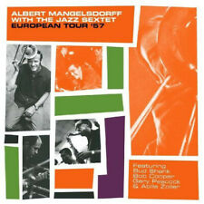 European Tour '57 by Albert Mangelsdorff (CD, May-2006, Lone Hill Jazz (Spain))
