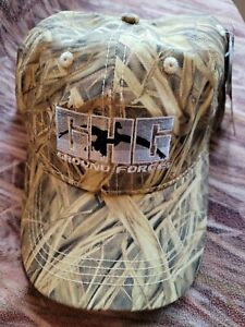 GHG Killer Weed KW Camo Ground Force Hat Avery Greenhead Gear Decoy Cap NEW