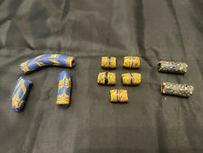 Antique African Slave Trade Venetian Millefiori Beads.