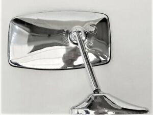 2x Außenspiegel chrom Mirrors GAZ 24 Wolga Volga VAZ Lada 2101-2106 21011