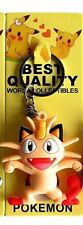 Officially Licensed Pokemon Meowth PVC Key Chain