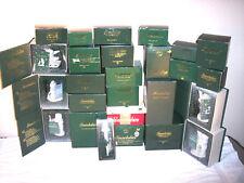 26 Dept 56 Snowbabies Figurines Ornaments Music & Trinket Box 1996-2003