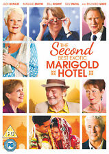The Second Best Exotic Marigold Hotel [2015] (DVD)