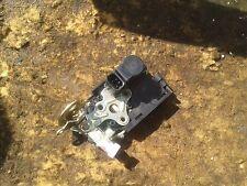 SSANGYONG REXTON N/S/F PASSENGER SIDE LH FRONT DOOR LOCK