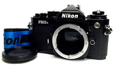 [Near MINT ] NIKON FM3A Camera Body w/MF-16  From Japan #1037