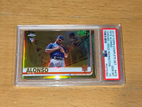 2019 Topps Complete Set Chrome GOLD Refractor /50 PSA 10 Pete Alonso RC Rookie