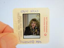 More details for original press photo slide negative - fleetwood mac - stevie nicks - 1987 - p