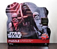 Disney Star Wars The Force Awakens 1000 Piece Puzzle In Collectable Tin-Sealed