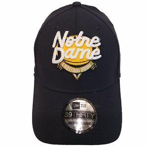 Notre Dame Fighting Irish New Era 39Thirty Stadium Neo M/L Flexfit Cap Hat $30
